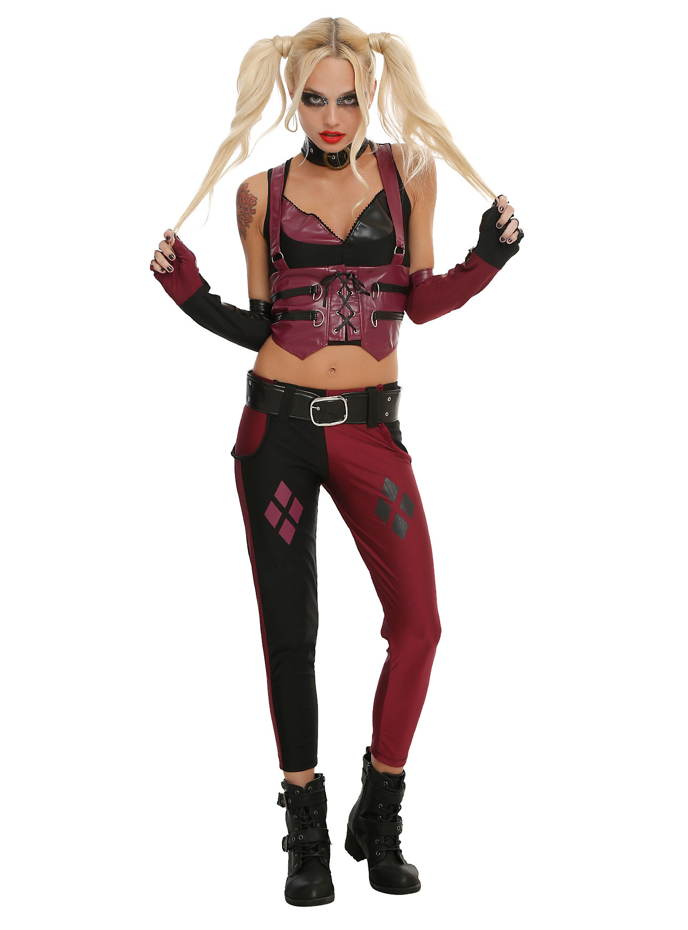 14 Attractive Harley Quinn Costume Inspirations