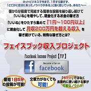 Facebook収入プロジェクトFIP