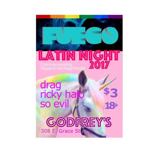 Fuego - Latin Night
