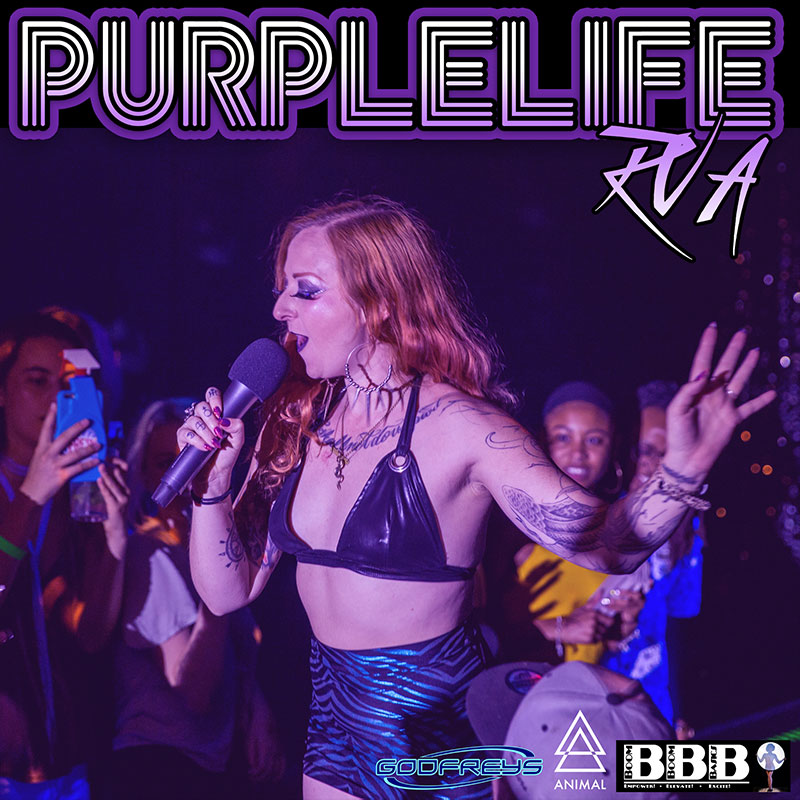 Deanna Danger @ Purple Life RVA