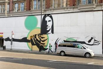jesus wall