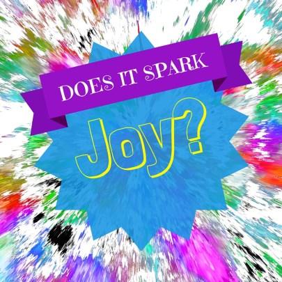 Does it spark joy?