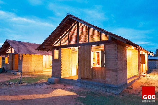 The Architect Bringing Cheap, Super-Light Disaster Shelters to Nepal