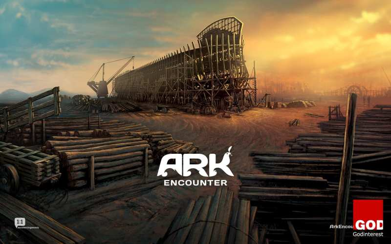 nlike Noah's handcrafted bateau, Ark Encounter will not hold livestock. Photograph: Ark Encounter