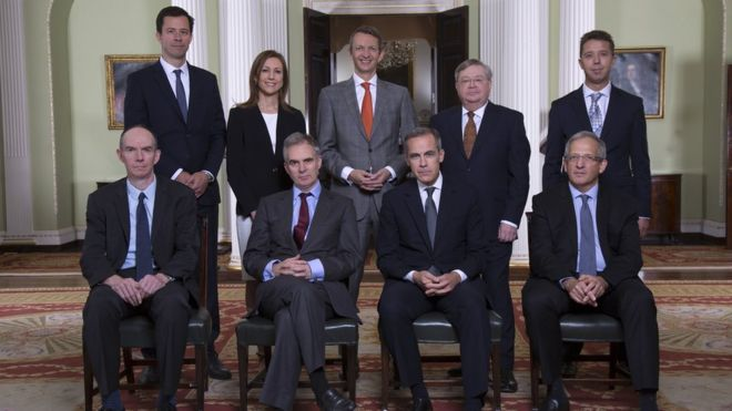 The Bank of England has a Diversity Problem