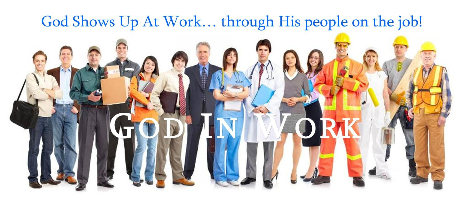 Image result for god in workplace