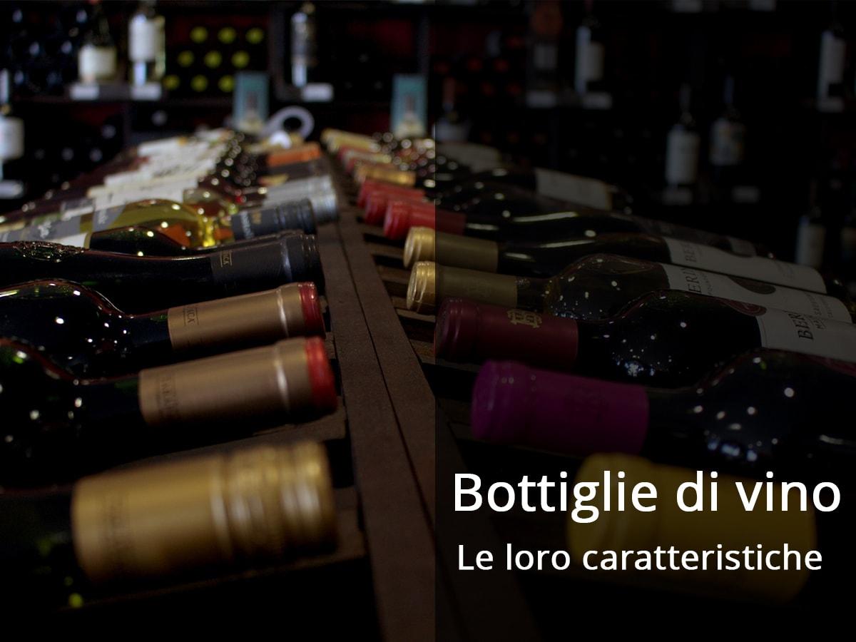 Ogni vino la sua bottiglia: le forme delle bottiglie di vino