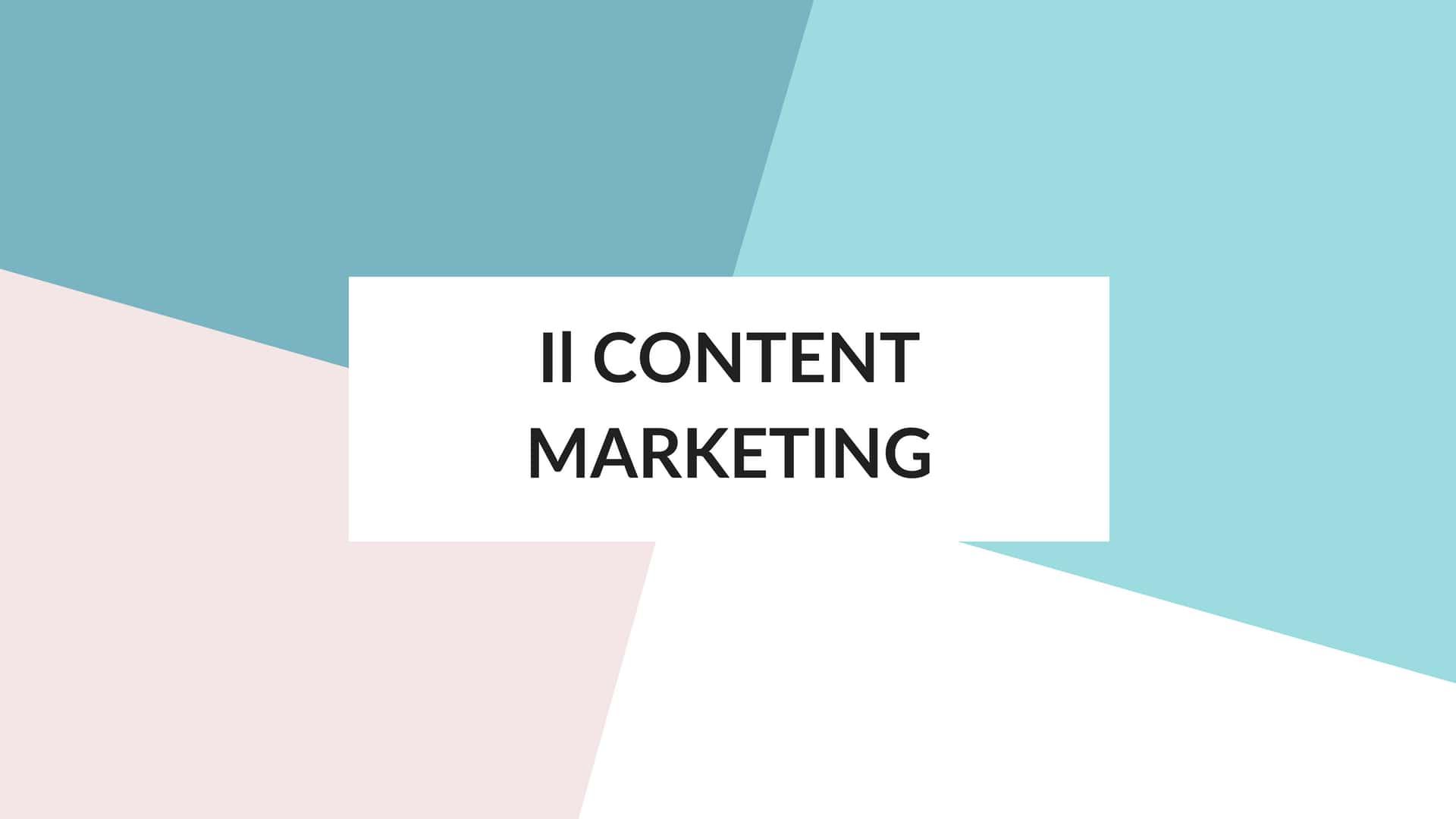 l'azienda trionfa con la giusta strategia di content marketing