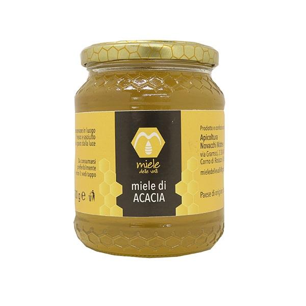 il miele di acacia 500gr - 1000gr