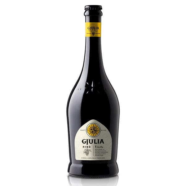 Birra Gjulia bionda ribò