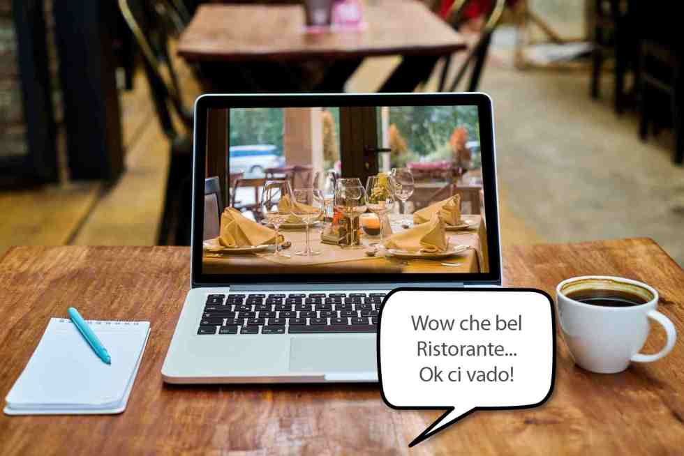 ristorante visibili