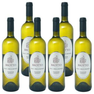 Traminer aromatico DOC 2019 Friuli Isonzo