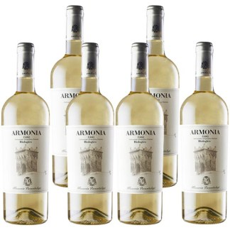 vino bianco armonia
