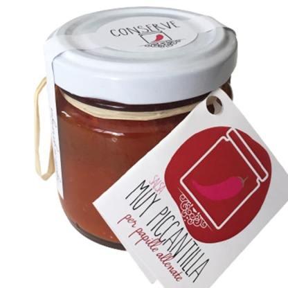 salsa muy piccantilla