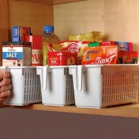 Awesome kitchen cupboard organization ideas 01