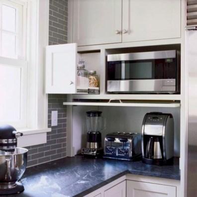 Awesome kitchen cupboard organization ideas 16
