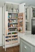 Awesome kitchen cupboard organization ideas 19