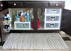 Awesome kitchen cupboard organization ideas 21
