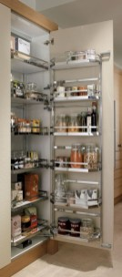 Awesome kitchen cupboard organization ideas 27