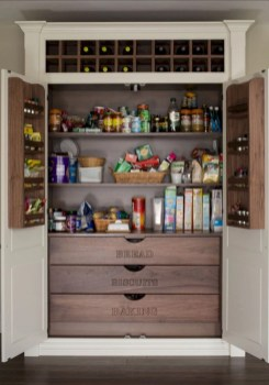 Awesome kitchen cupboard organization ideas 32