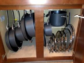 Awesome kitchen cupboard organization ideas 36