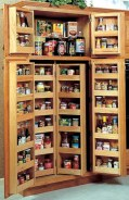 Awesome kitchen cupboard organization ideas 46