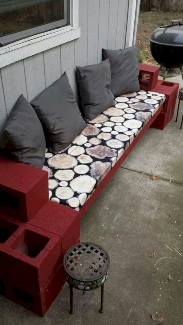 15 Affordable Diy Outdoor Bench Ideas Godiygo Com