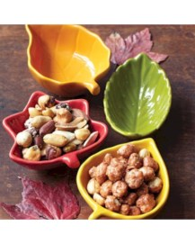 Creative diy dishes made from clay leaves 21