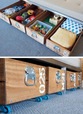 Creative and easy diy furniture hacks 26