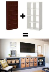 Creative and easy diy furniture hacks 29