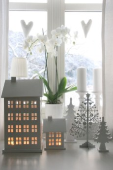 Diy decorating scandinavian christmas 02