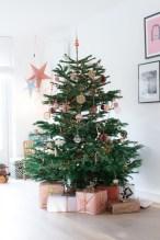 Diy decorating scandinavian christmas 23