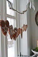 Diy decorating scandinavian christmas 30