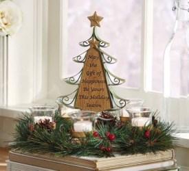 Diy decorating scandinavian christmas 36