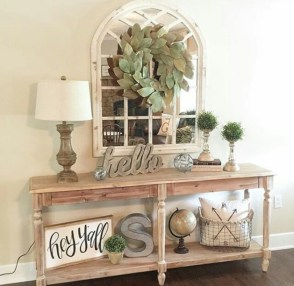 Diy farmhouse entryway inspiration 02