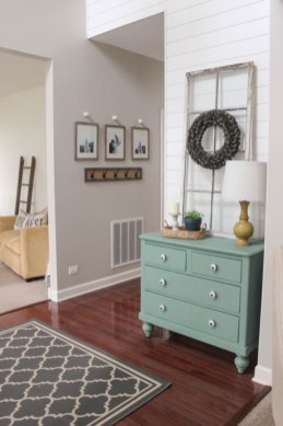 Diy farmhouse entryway inspiration 33