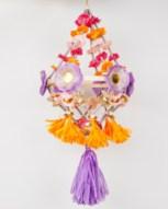 Diy polished chandelier planter 20