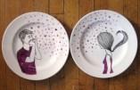 Diy sharpie dinnerware ideas 11