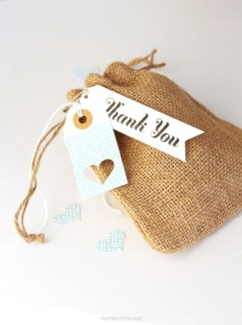 Diy small gift bags using washi tape (26)