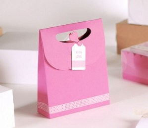 Diy small gift bags using washi tape (29)