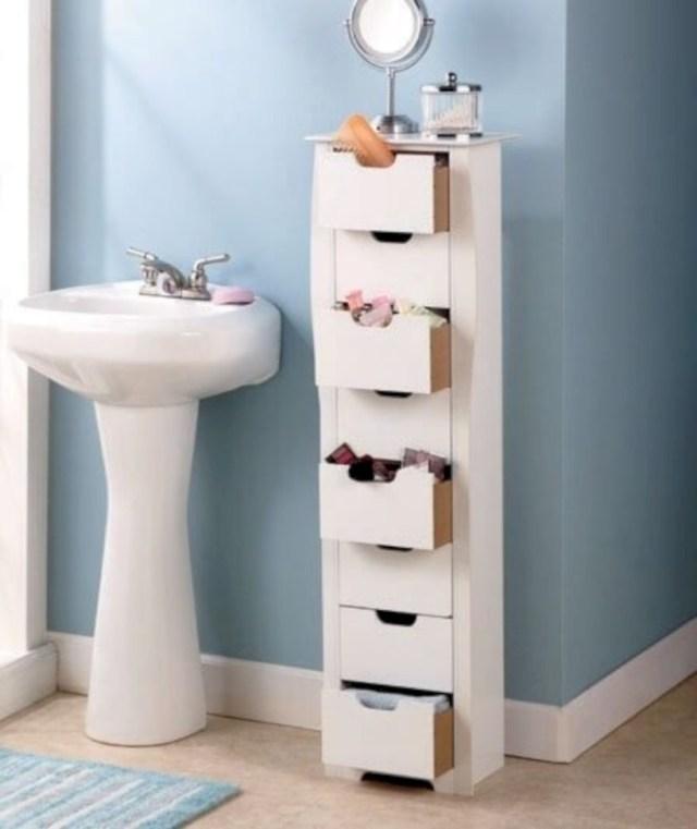 15 Smart Diy Storage Solution Ideas For Tiny Bathroom