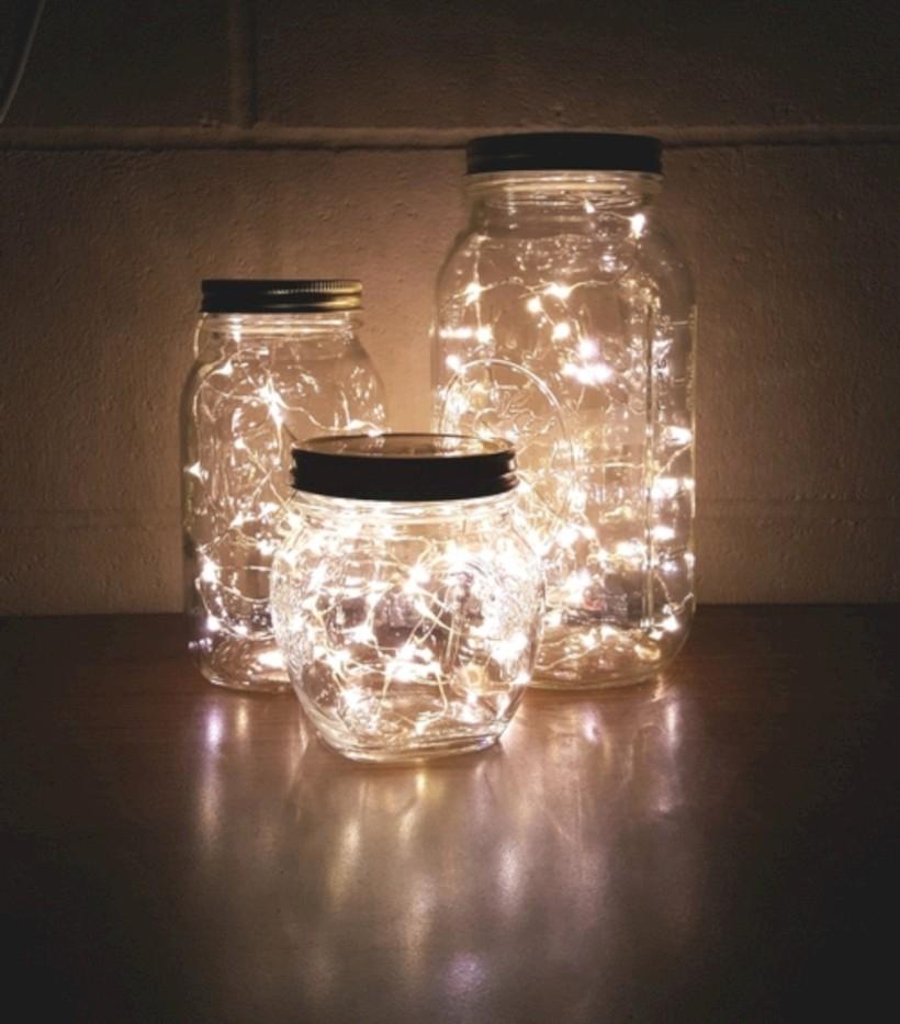 38 Fairy Lights Ideas For Holiday Decorating Godiygo Com