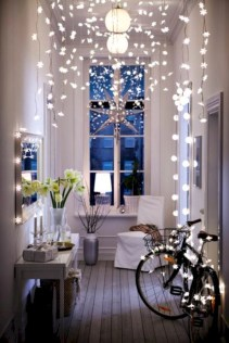 Fairy lights ideas for holiday decorating (27)