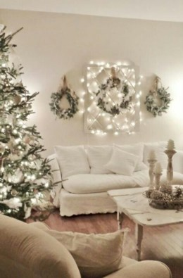 Fairy lights ideas for holiday decorating (33)