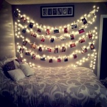 Fairy lights ideas for holiday decorating (5)