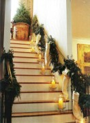 Ideas to decorate your space with candles for christmas 03