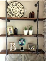 Savvy handmade industrial decor ideas 06