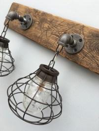 Savvy handmade industrial decor ideas 21