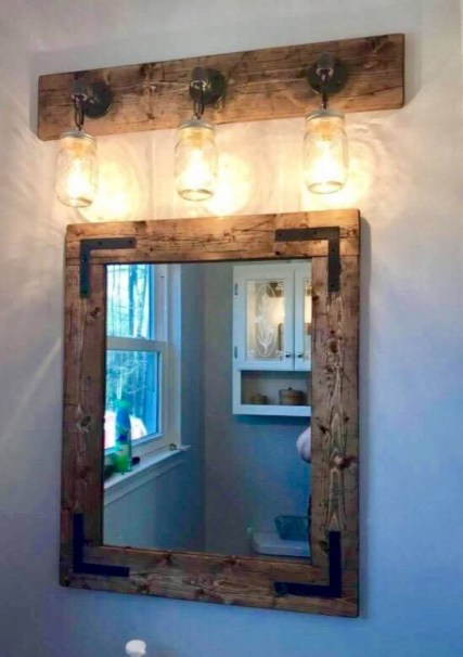 Savvy handmade industrial decor ideas 33