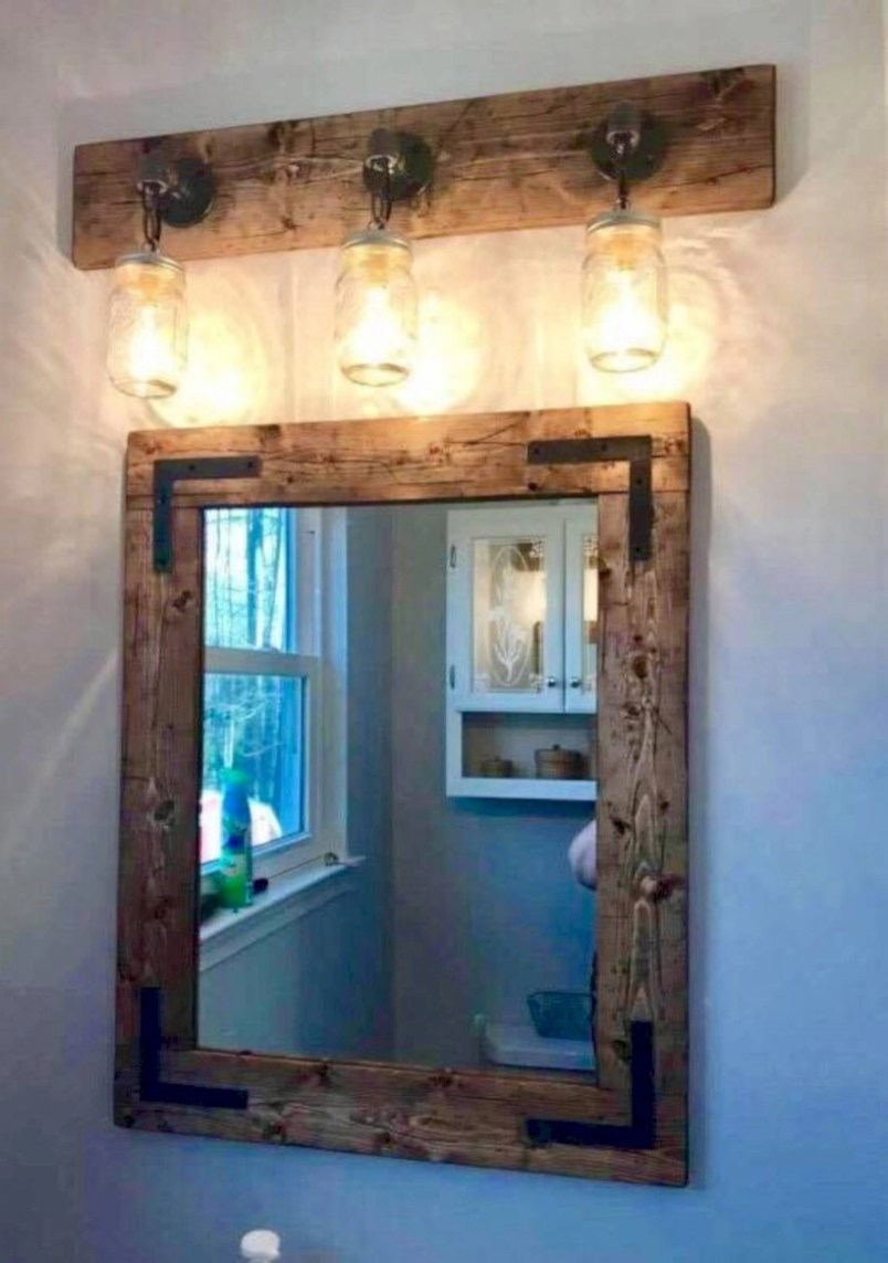 Savvy handmade industrial decor ideas 33